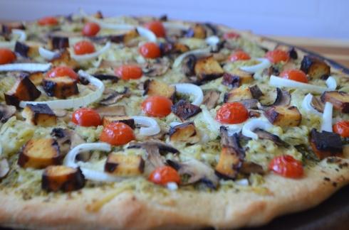 Doughy Pizza Dough