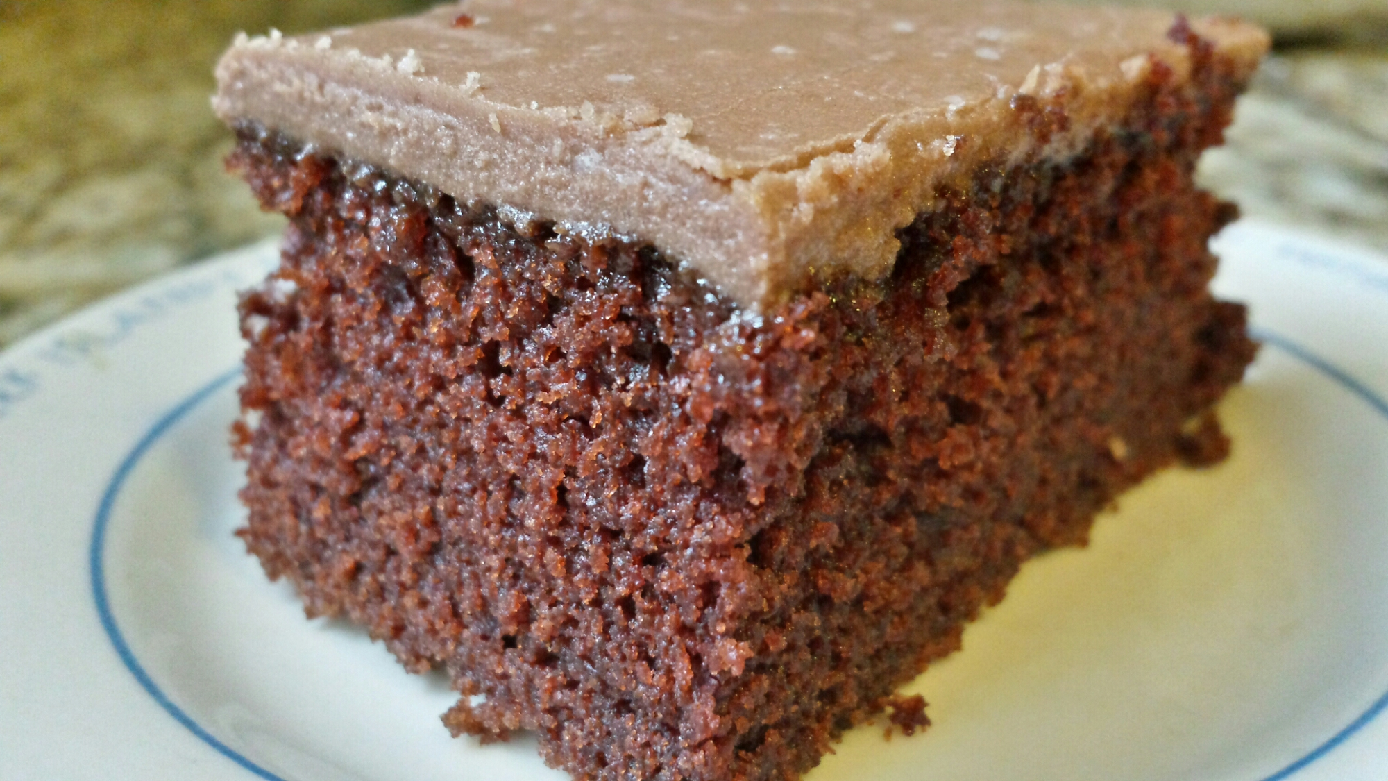 Vegan Chocolate Mayonnaise Cake | Avocados and Ales