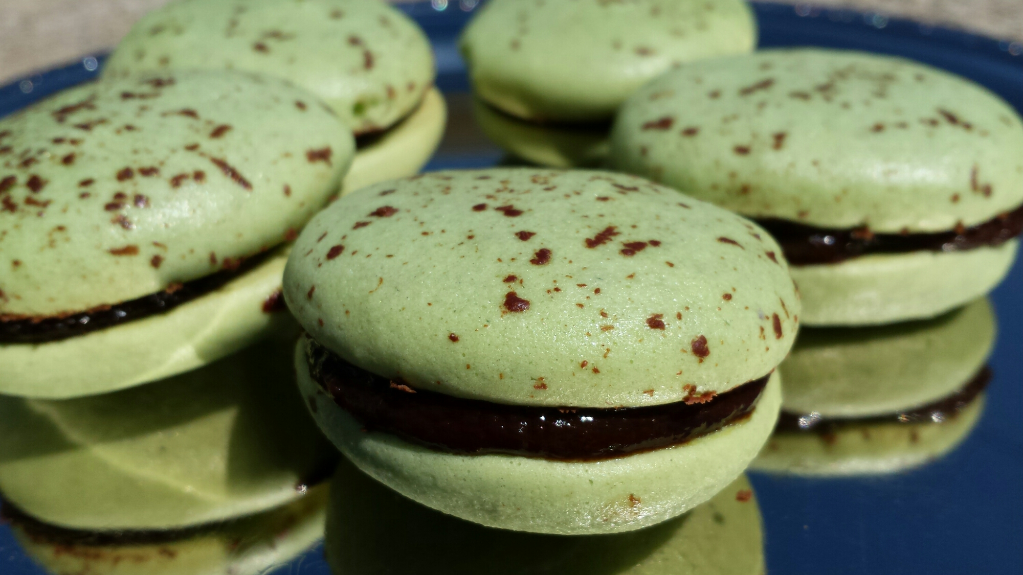 Vegan Macaron Troubleshooting