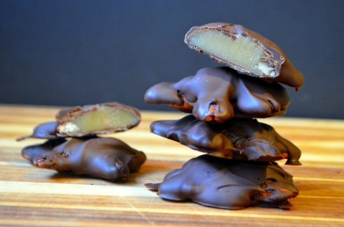 Vegan Caramel Turtles