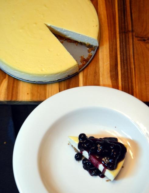 Baked Vegan Cheesecake