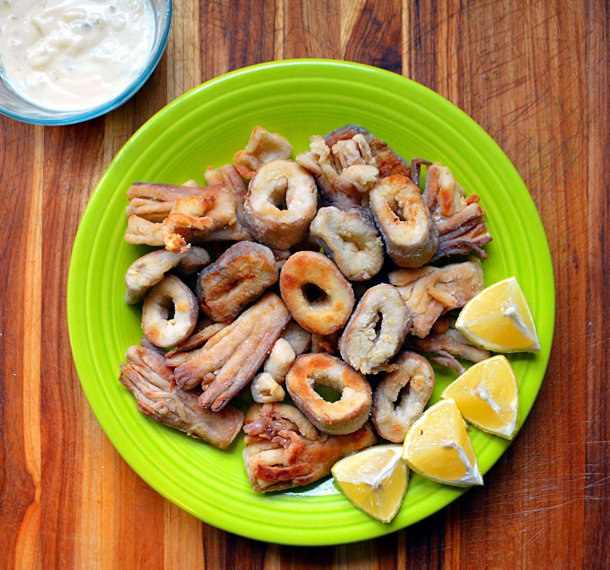 Vegan Calamari